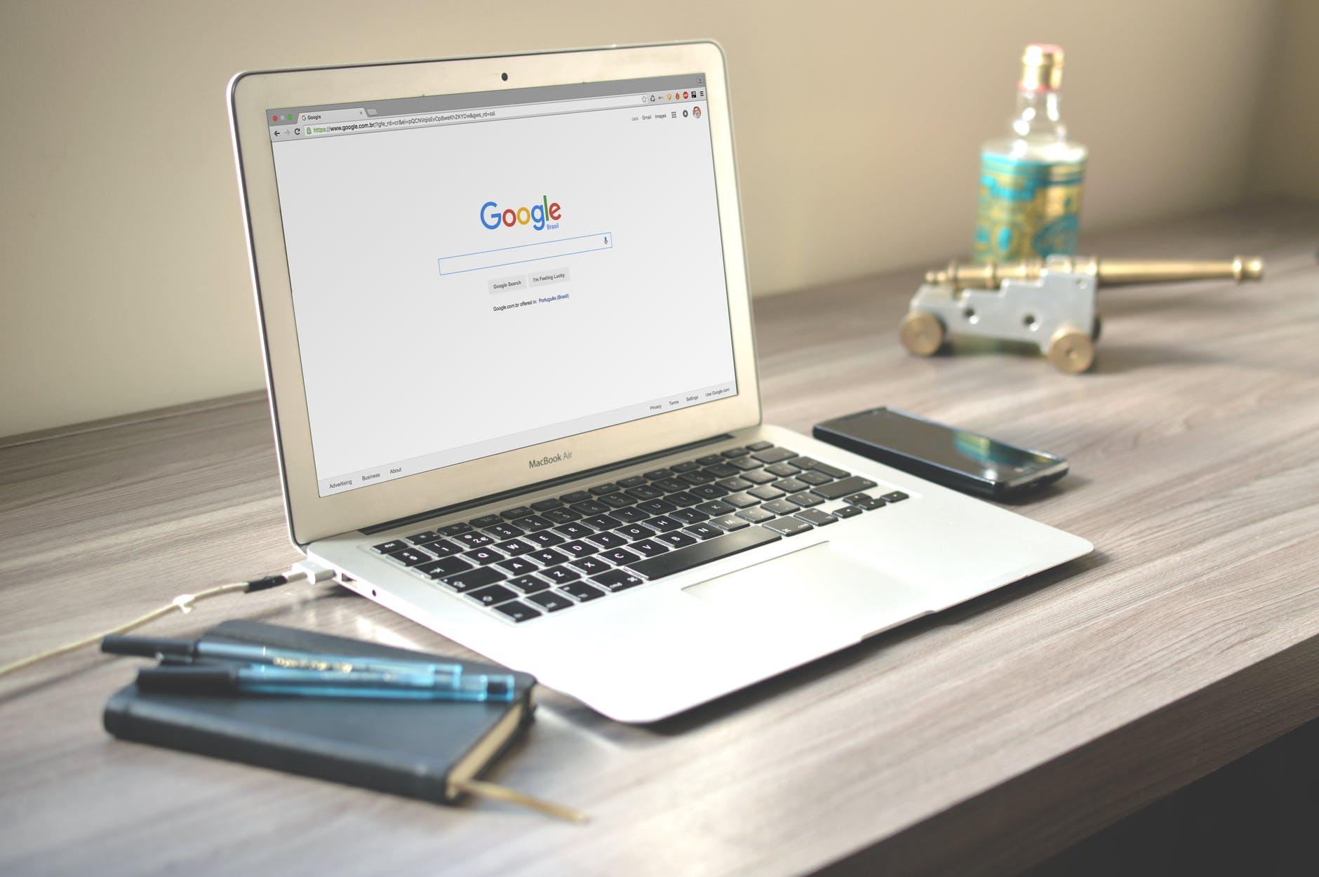 google indexing website design cloud media
